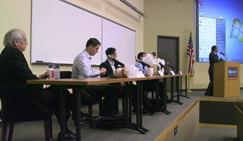 2014 CTR Symposium photo of panel
