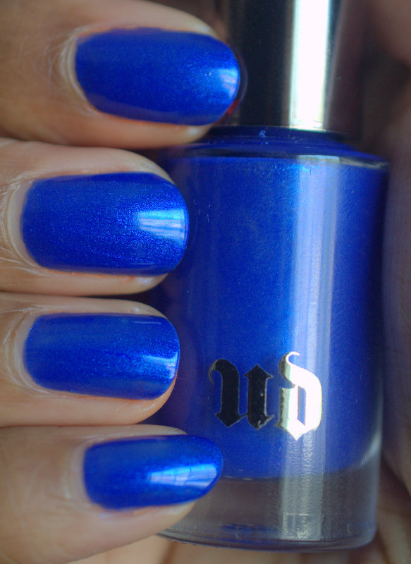 Urban Decay Chaos nail polish