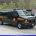 Small photo of Cuyahoga County Sheriff GMC Van