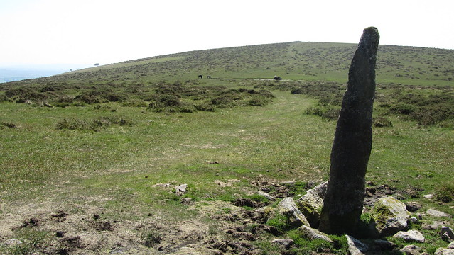 Longstone near Black Pool