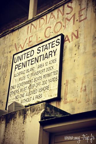 Bienvene a Alcatraz!