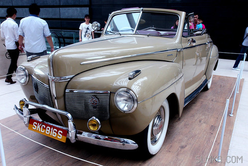 Ford Mercury 8