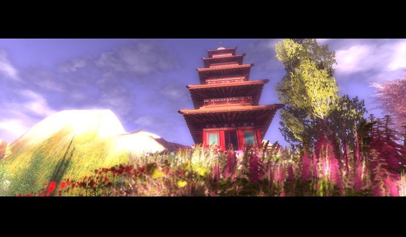Asian Victorian Gardens