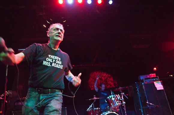 Kicker @ Brainsqueeze II Festival Oakland Metro 04-19-2014