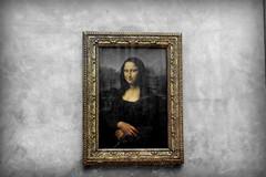 Esta famosa pintura se exhibe en conocido museo de París?