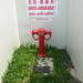 Small photo of Fire hydrant, Dange Keep Out, Singapore