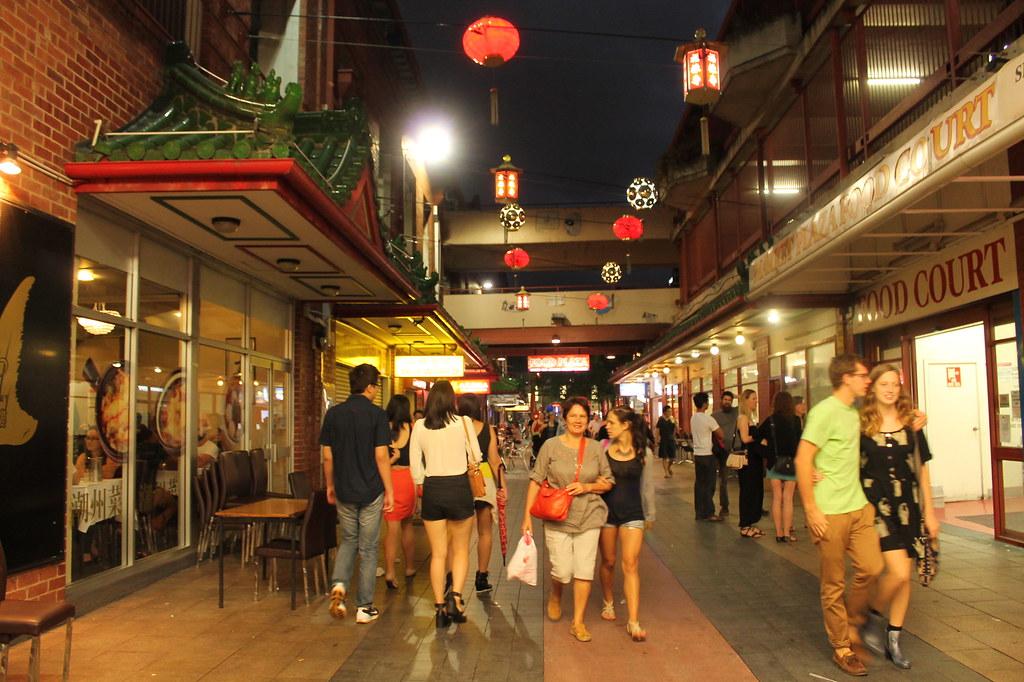 chinatown Adelaide Australia
