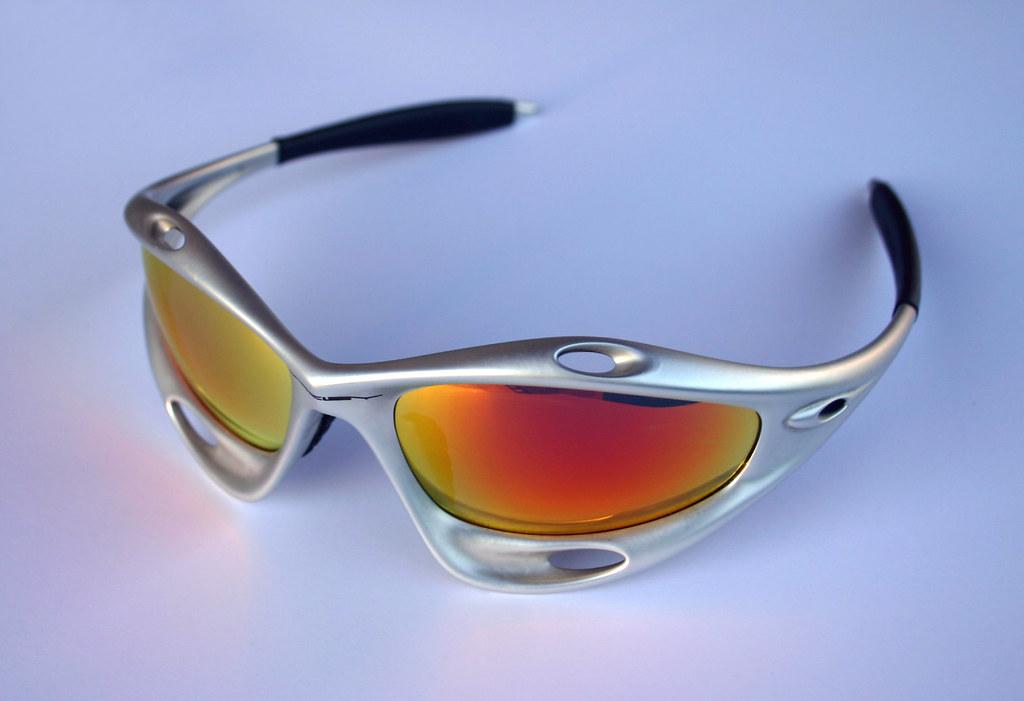 d022789817 ... Oakley Racing Jacket FMJ + Ruby Iridium (Oakley lens)