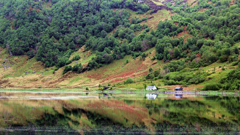 Strontian The Great Glen And Strathspey Scotland