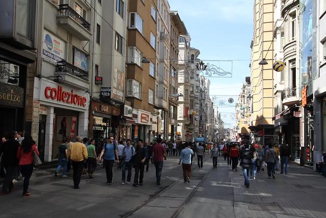192 - Istiklal Caddesi
