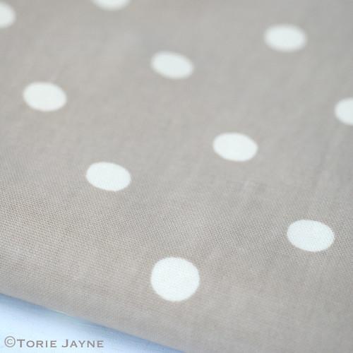 Stone spot oilcloth