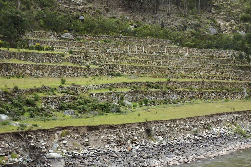 train to Aguas Calientes 29