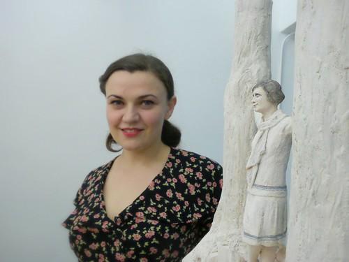 Serena Zanardi in Appologia Vegetale by Ylbert Durishti