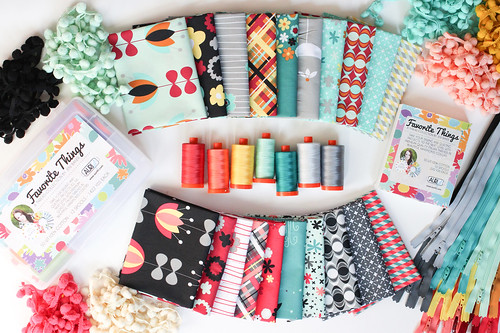 Favorite Things Aurifil Thread Collection - Nordika