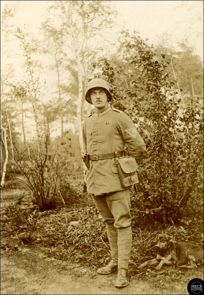 Deutscher soldat zur zeit der schlacht an der marne 1918 for Champagne marne