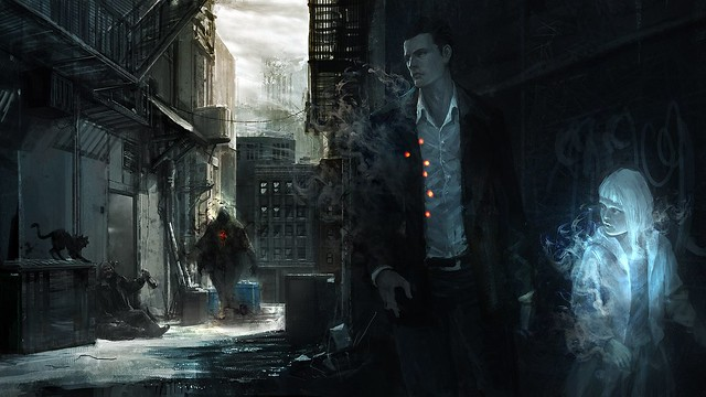 Murdered Soul Suspect Concept Art Explored Playstation Blog