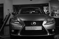 automobile, automotive exterior, vehicle, automotive design, sports sedan, lexus, mid-size car, second generation lexus is, bumper, land vehicle, luxury vehicle, sports car,