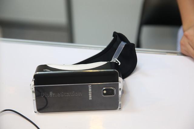 2014 COMPUTEX 有趣玩意 – 本次最有梗產品!把手機變成頭戴顯示器! @3C 達人廖阿輝