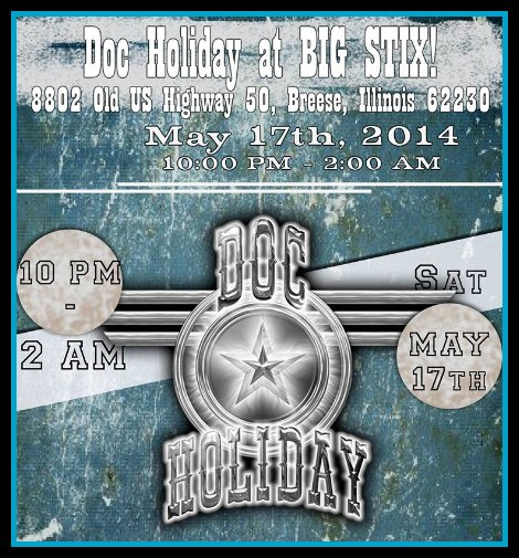 Doc Holiday 5-17-14