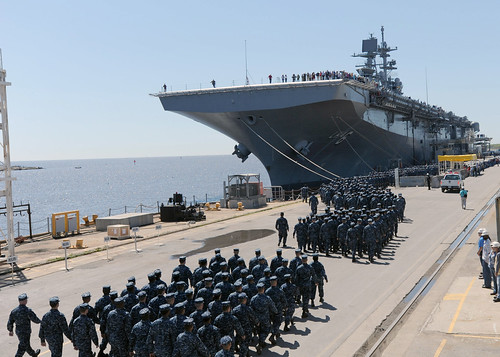 Navy Accepts Delivery of the Future USS America