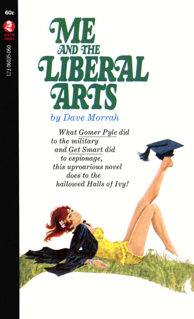 Cover Dave Morrah, Me and the Liberal Arts, 1960s