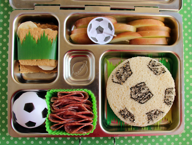 Preschool Soccer Bento #646