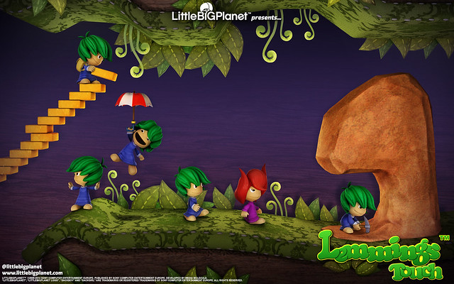 Lemmings 16-10