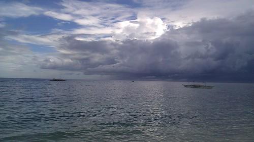 Panglao Island Storm