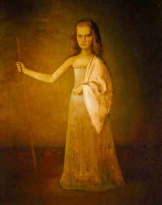 12歳のマリア・ヴォルコンスカ王女