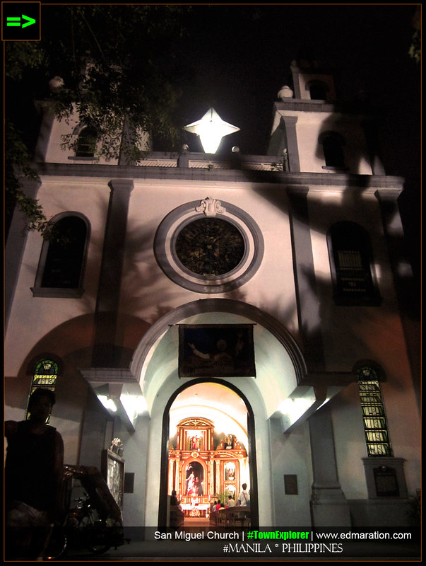 San Miguel Church, Manila