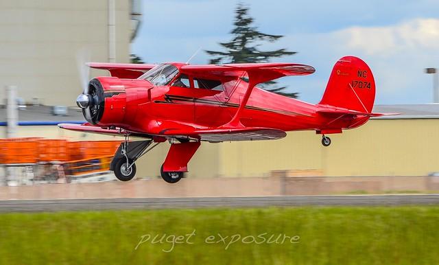 HFF Beechcraft Staggerwing