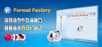 Download Format Factory - Update liên tục