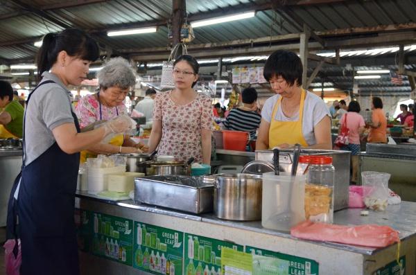 Simee Chee Cheong Fun Stall