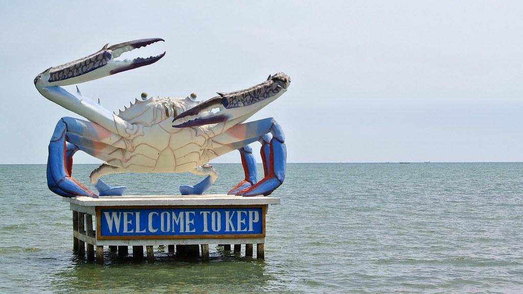 Kep, Cambodia. 5