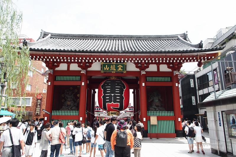 雷門淺草寺 | 東京淺草