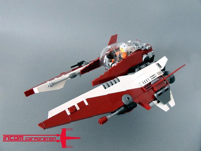 RZ-2b prototype, by Bob De Quatre, on Eurobricks