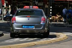 TCA Taxi op het Weteringscircuit