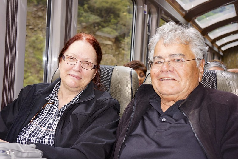train to Aguas Calientes 30