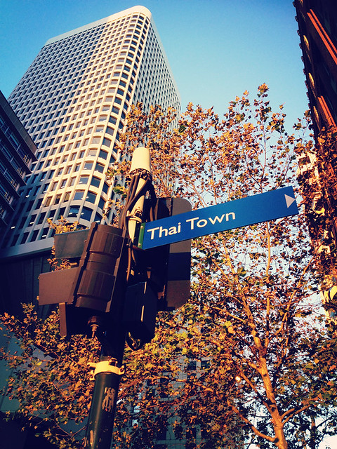 Sydney City Centre: Thai Town