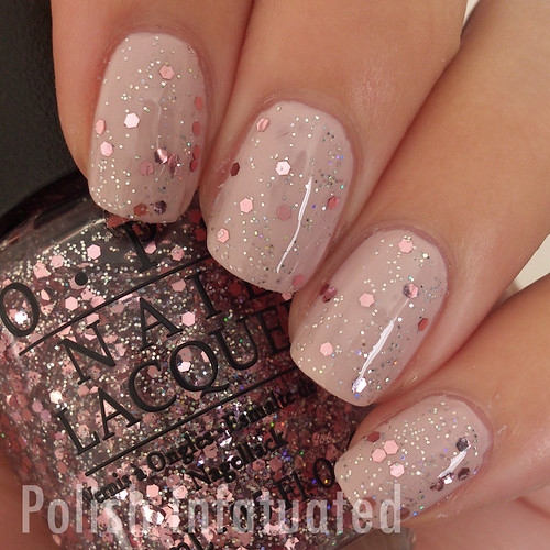 Swatches Amp Review Opi Spotlight On Glitter Polish