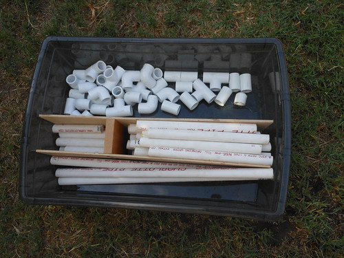 PVC Pipe Building (Photo from A Mom with a Lesson Plan)