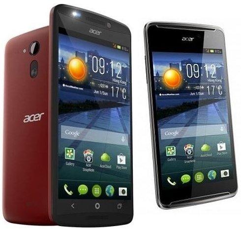 Acer Liquid E700 и Acer Liquid E600