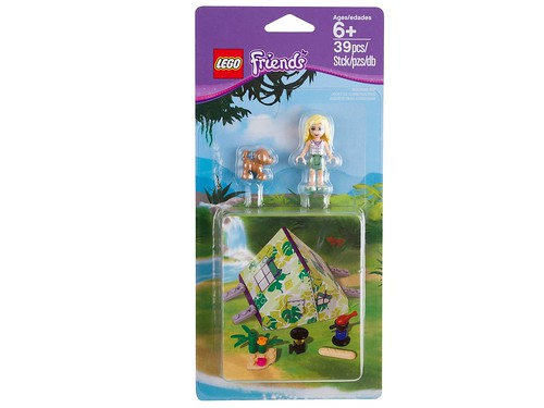 850967 Jungle Accessory Set BOX