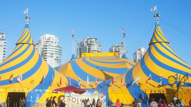 Cirque du Soleil: Totem | Concord Pacific Place, Vancouver