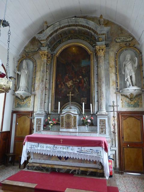 015 Église Saint-Martin, Lestre