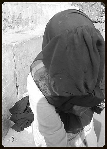 streetphotography niqab ajmer taragadh muslimveil