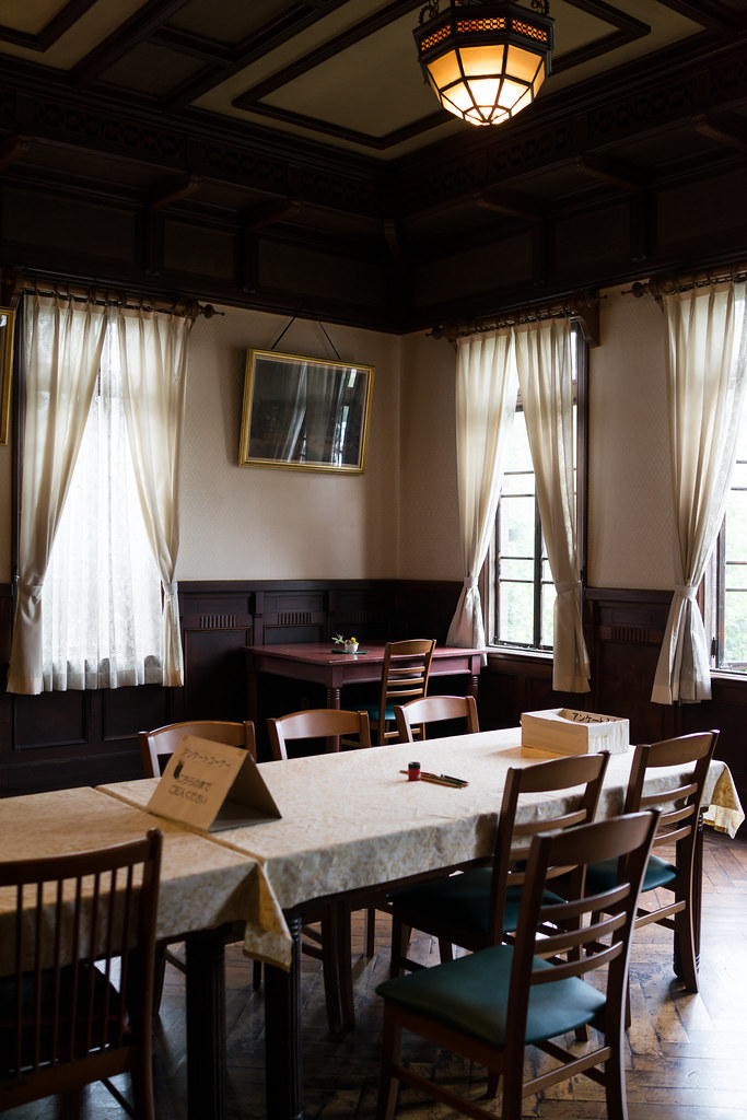 旧石川組製糸西洋館
