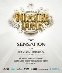 cyberfactory 2014 sensation pleasure dome arena amsterdam nederland