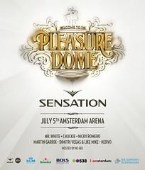 cyberfactory 2014 sensation pleasure dome arena amsterdam nederland