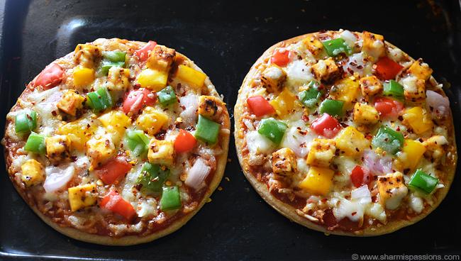 Whole Wheat Pizza Base Recipe Homemade Pizza Dough